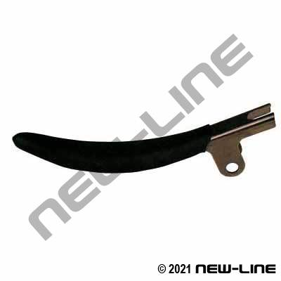 Replacement Stainless Steel N2250/51 Lever Handle (#2)