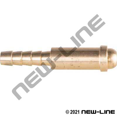 Inert B Barb For use/N450BI or N451BI Nut Only(Nut Separate)