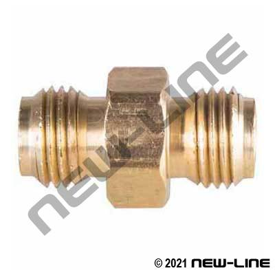 Oxygen Type A x Type B Reducer Union