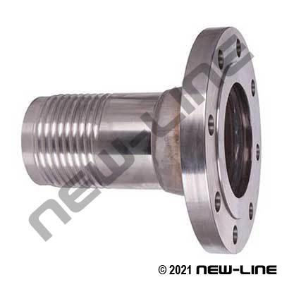 Composite Hose Stainless Steel Fixed Flange Nipple 150#