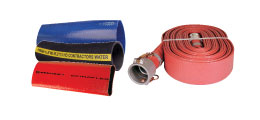 Layflat Water Discharge Hose