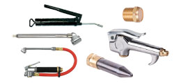 Blow Guns, Inflators, and Grease & Shop Accessories