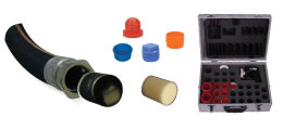 Hose Cleaners, Caps & Plugs