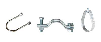 Pipe Hanger - Bolts, Clamps, Clevis Hangers, Riser