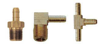 Hose Inserts and Push-on Hose Barbs